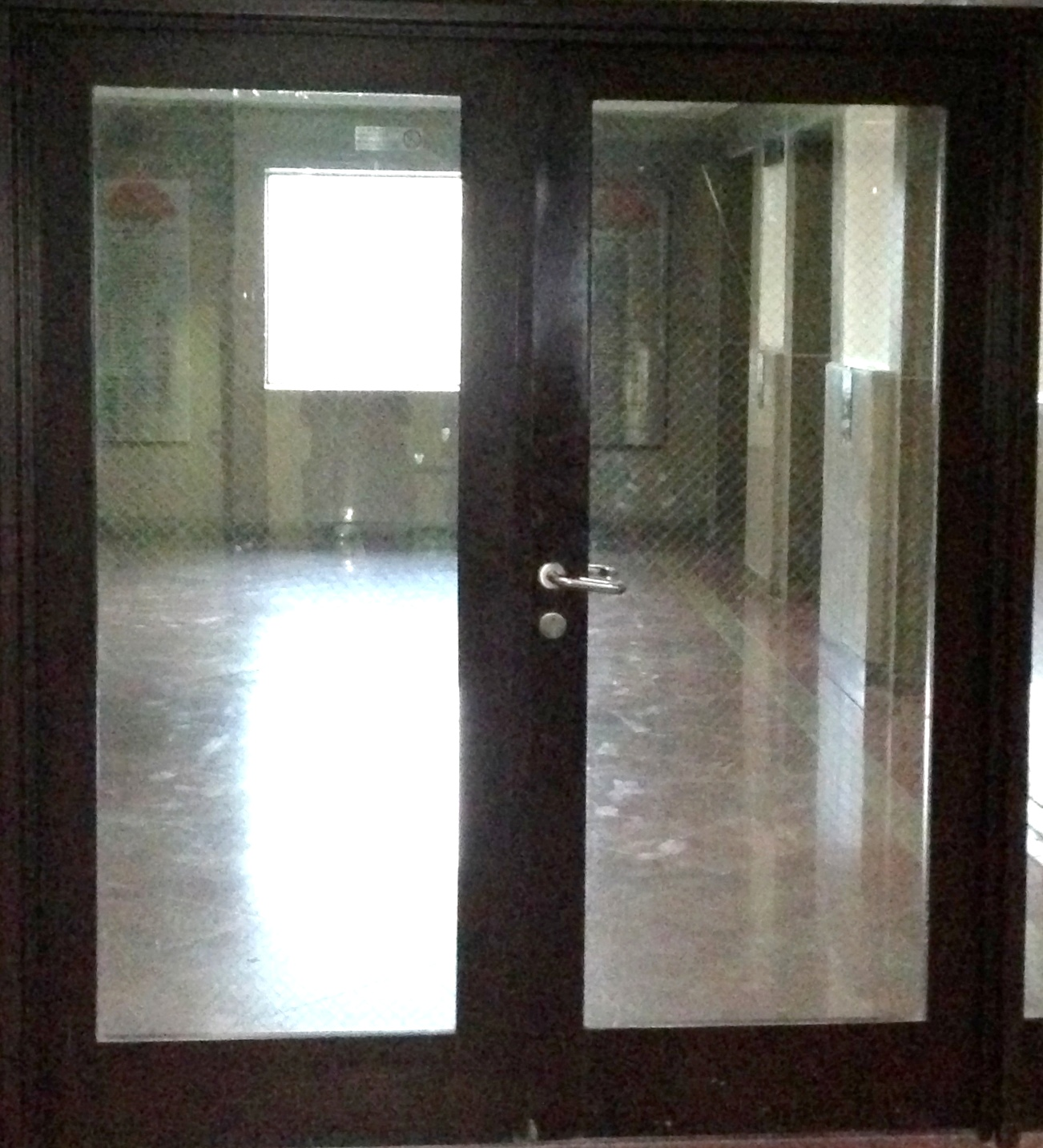 Fire Door Glass Beading