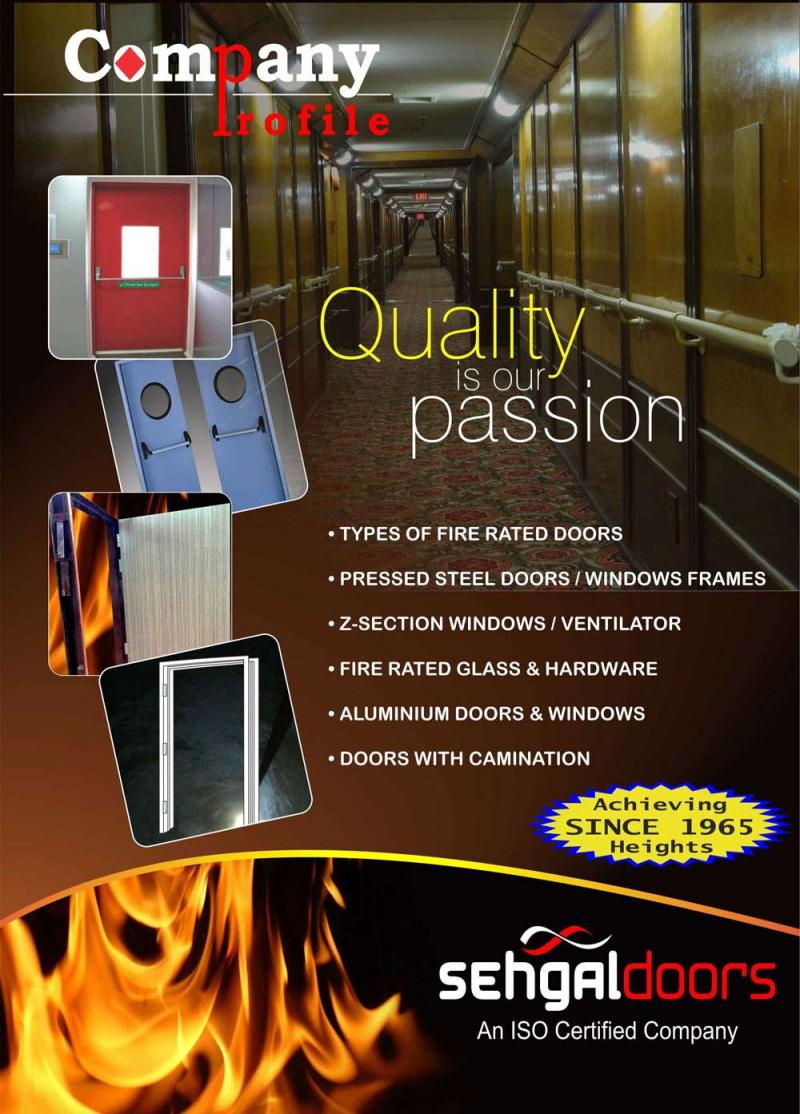 stainless steel fire